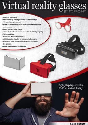 Toppoint VR Glasses
