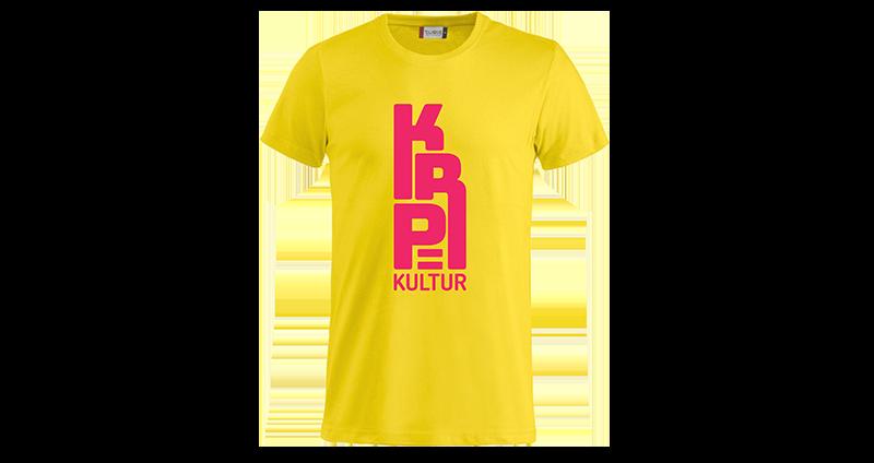 Profilklær til KRP Kultur