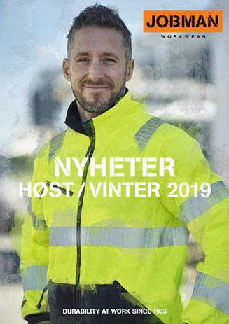 Jobman Høst/Vinter 2019